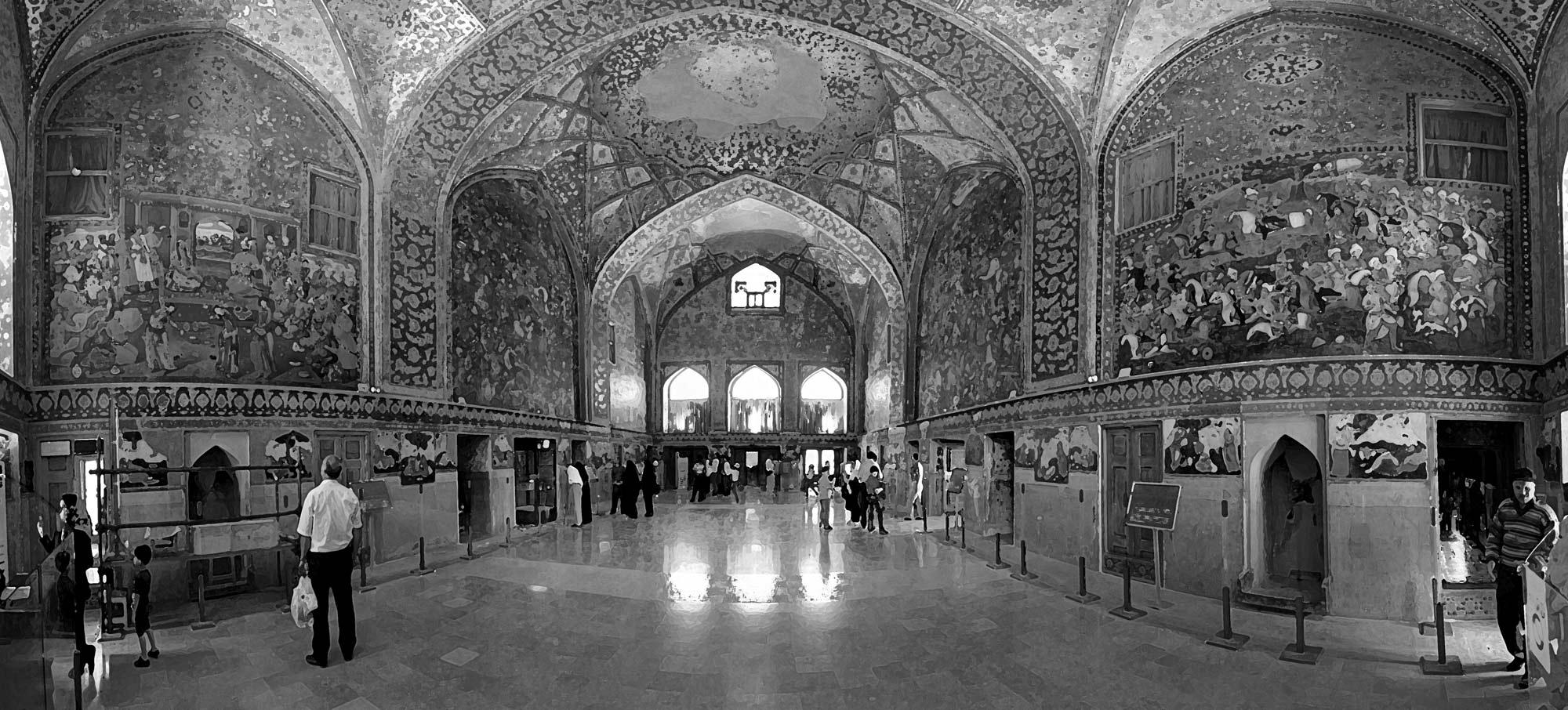 چهل ستون اصفهان